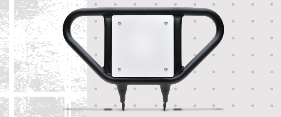 National 2 Front Bumper