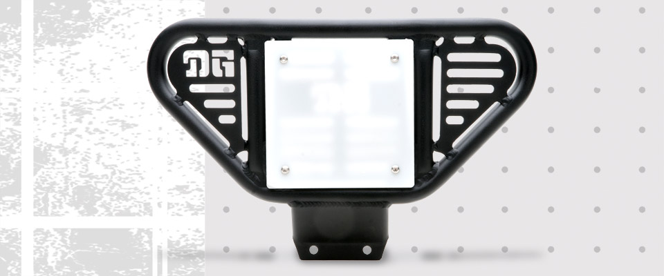 National Series Front Bumper