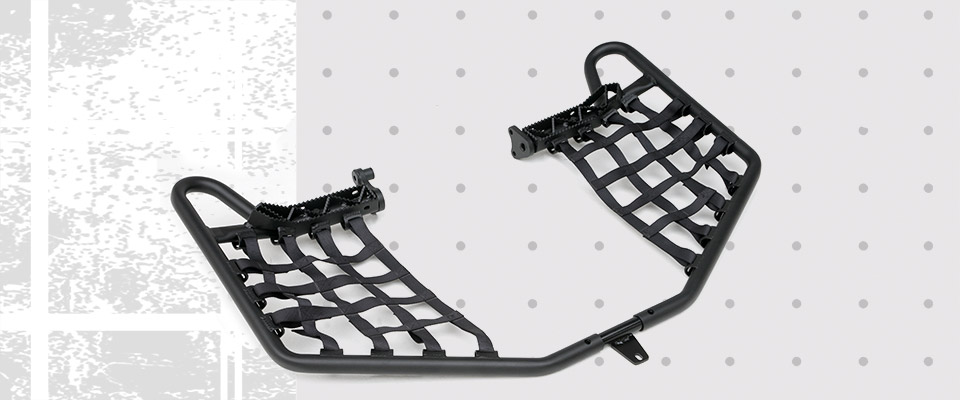 National Series Race Peg Nerf Bars