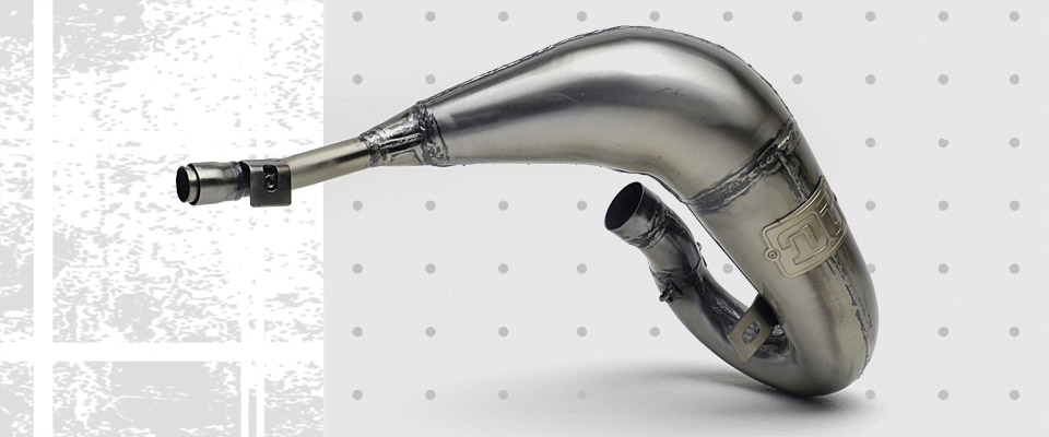 R-Series MX Pipe